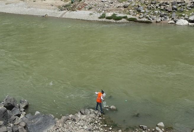 Calidad de Agua